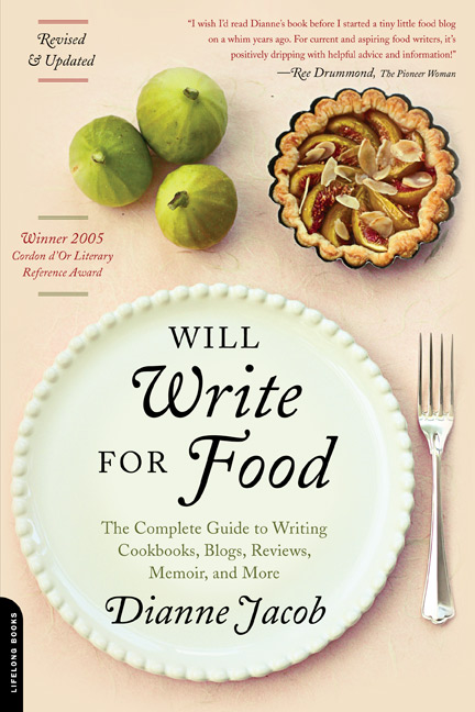 Dianne Jacob Will Write For Food